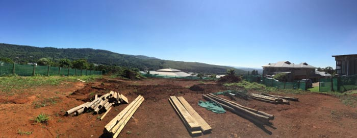 Pietermaritzburg building site new