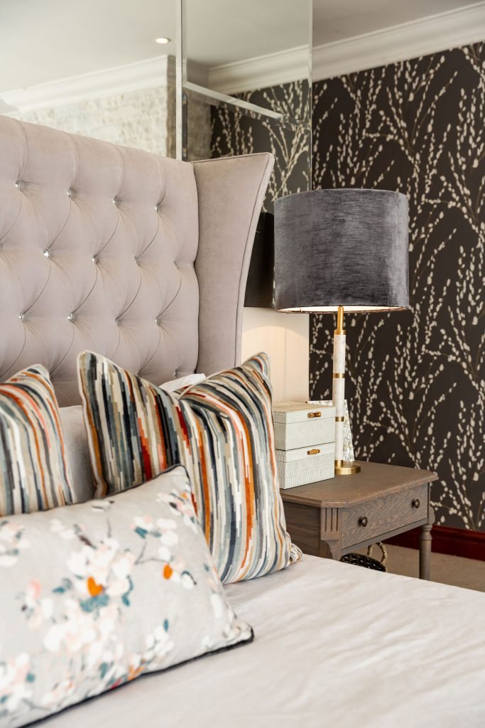 Hillside Home - Master Bedroom