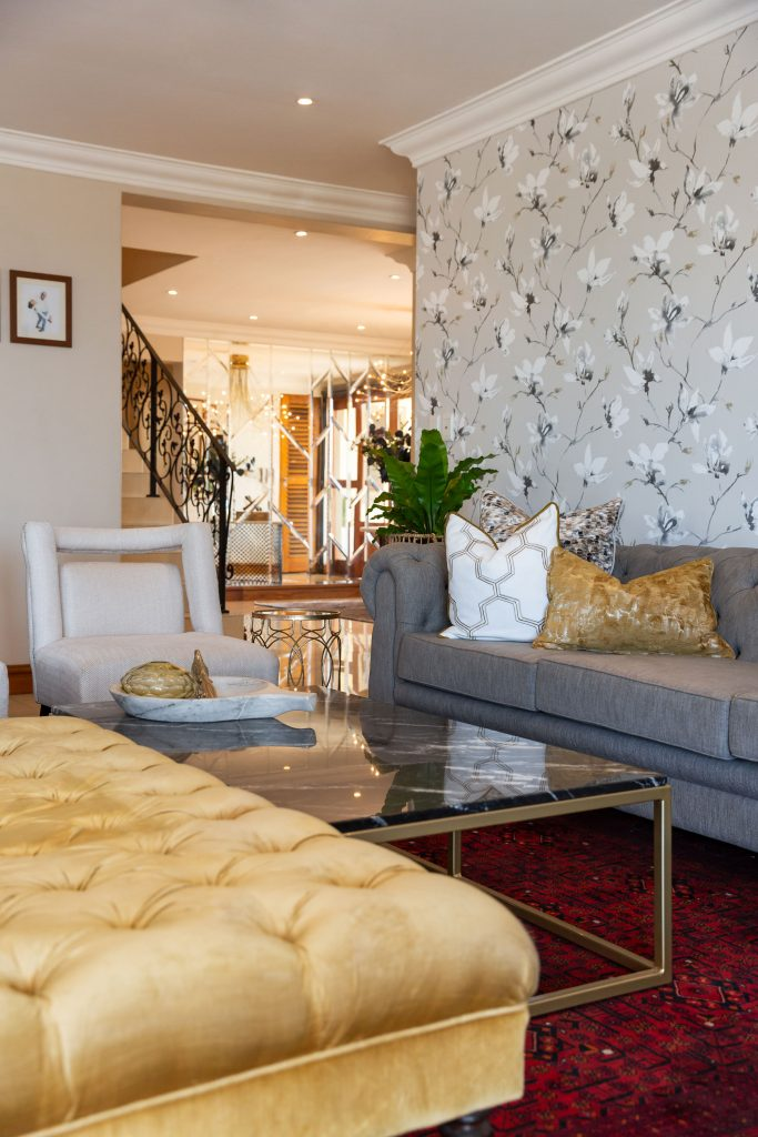 Hillside Home Formal Lounge Interior