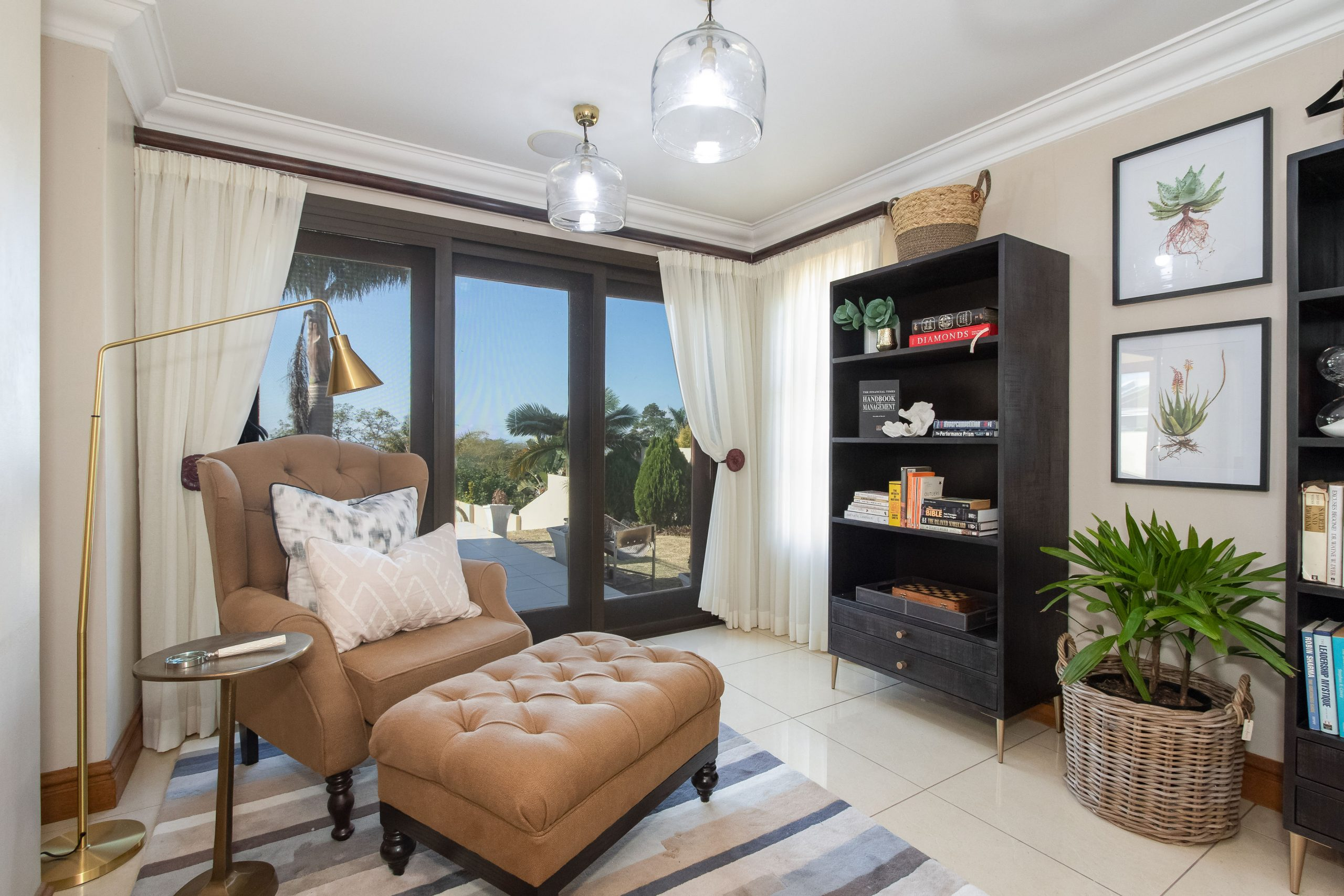 Hillside Home - Living Areas