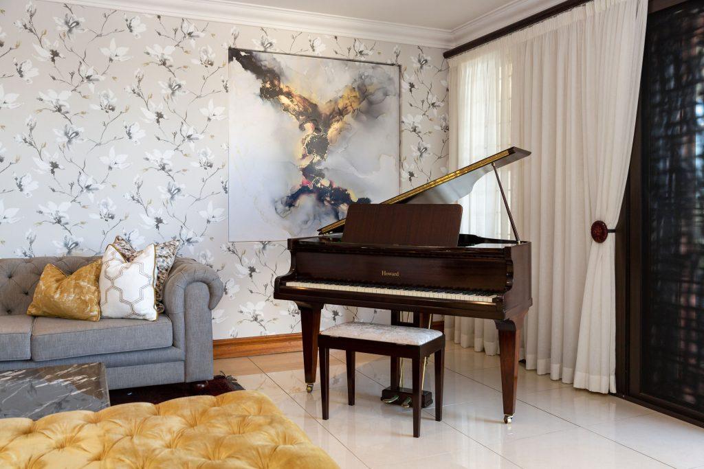 Hillside Home - Formal Lounge