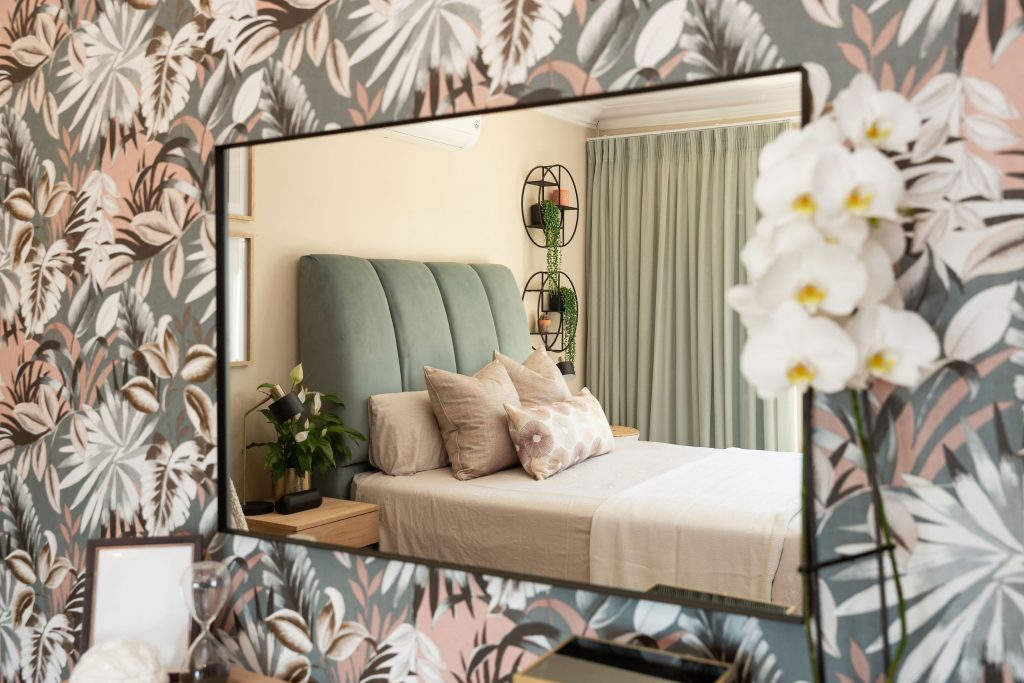 Hillside Home Teenage Bedroom